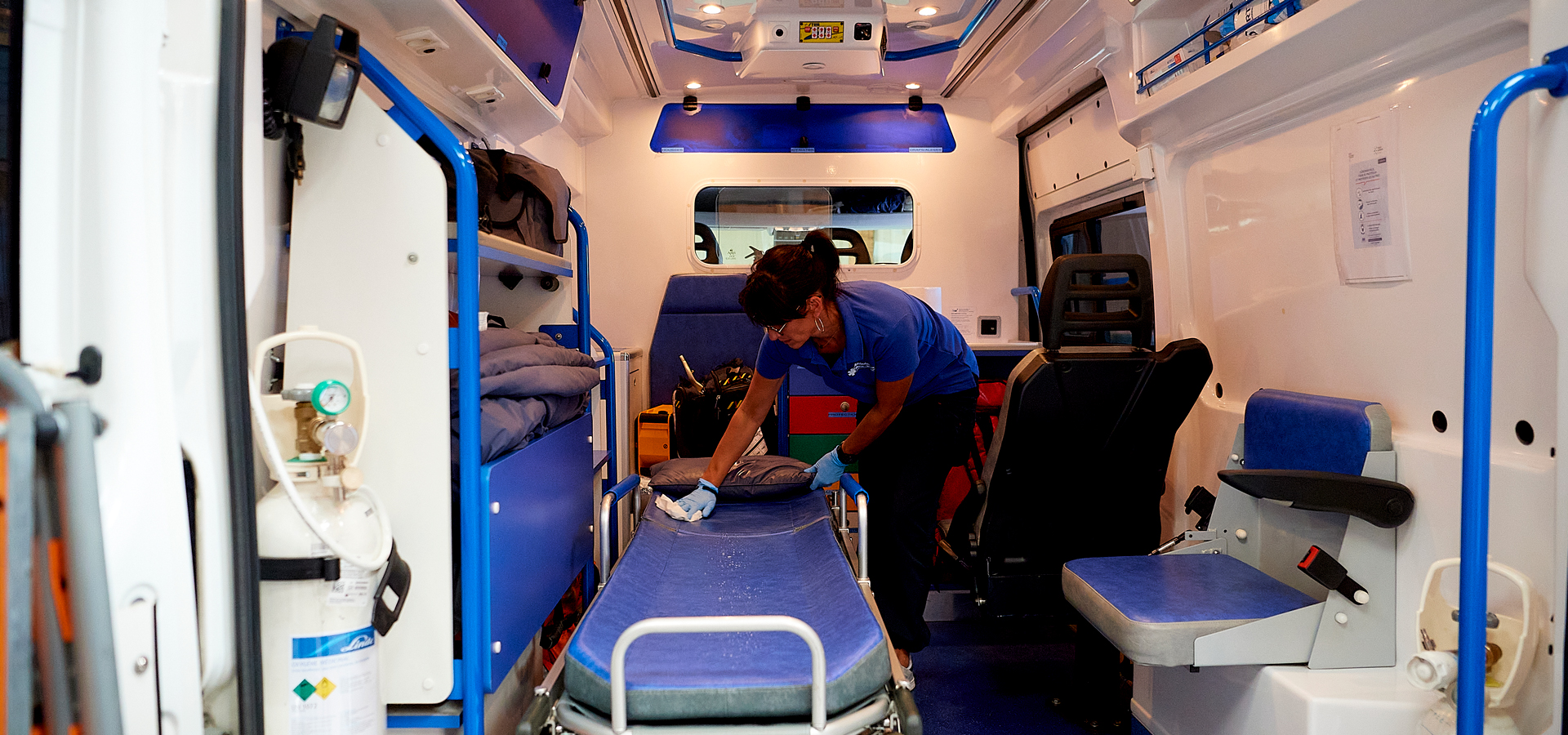 Ambulances Morin-Wagner - 2